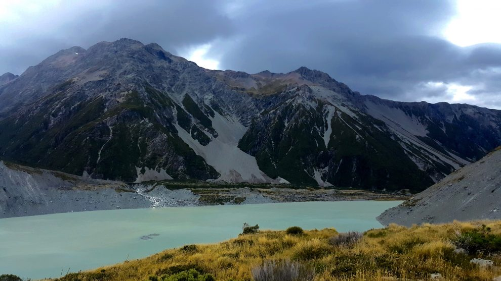 glacier lac tazman