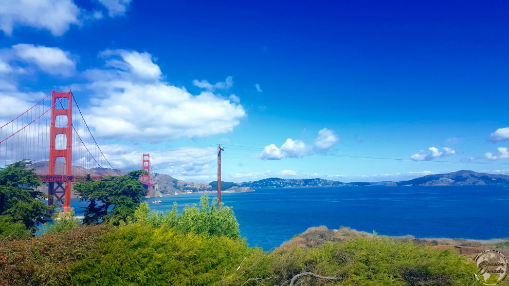 San Francisco - Californie - Golden Gate