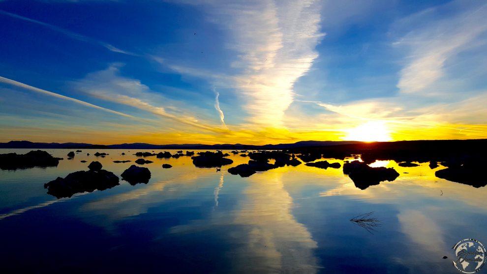 "Sierra Navada - Californie - ""Mono Lake"""