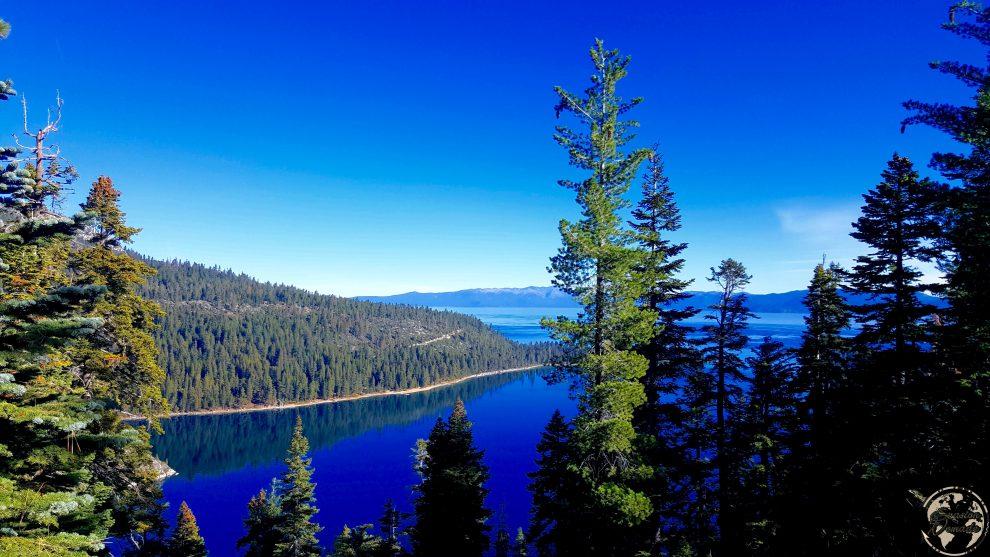 "Californie / Nevada - ""Tahoe Lake / Emeral Bay"""