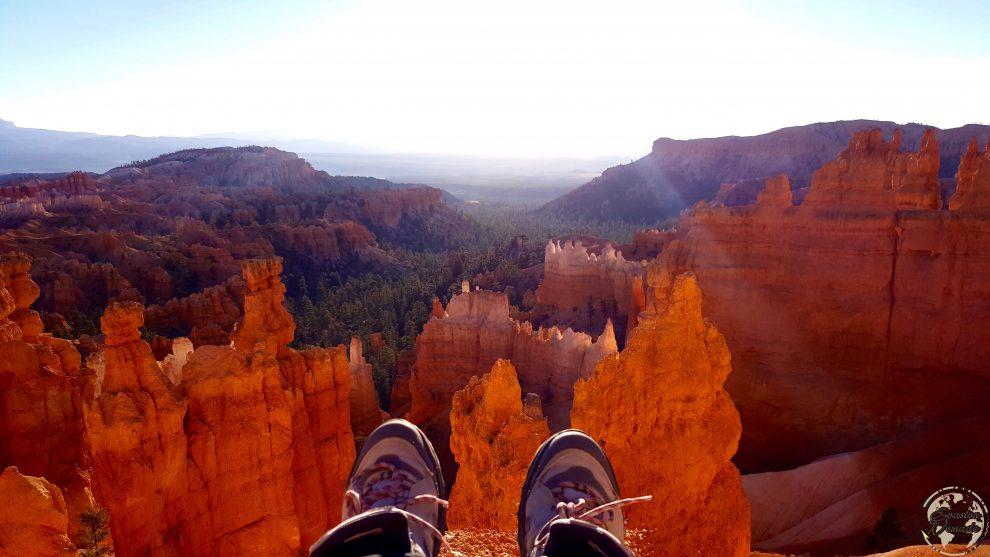 Utah - Bryce Canyon National Park au bout de mes pieds!