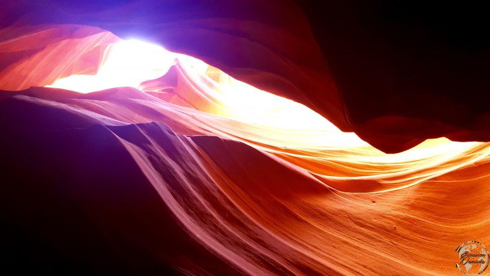 Arizona - Antelope Canyon (Lower)