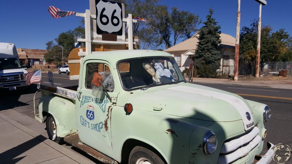 "Route 66 - ""Mother Road"""